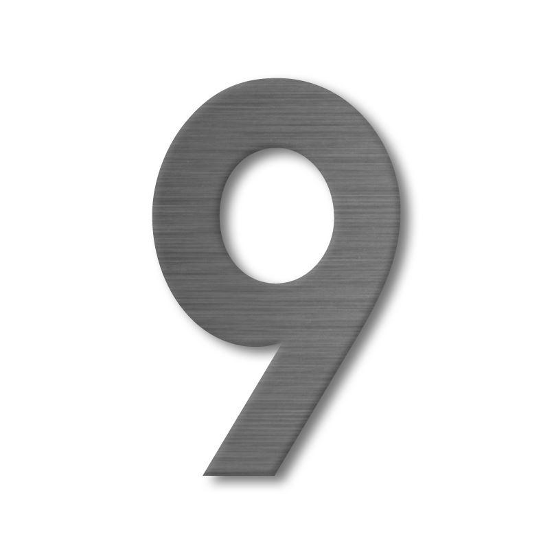 apartu huisnummer rvs 9