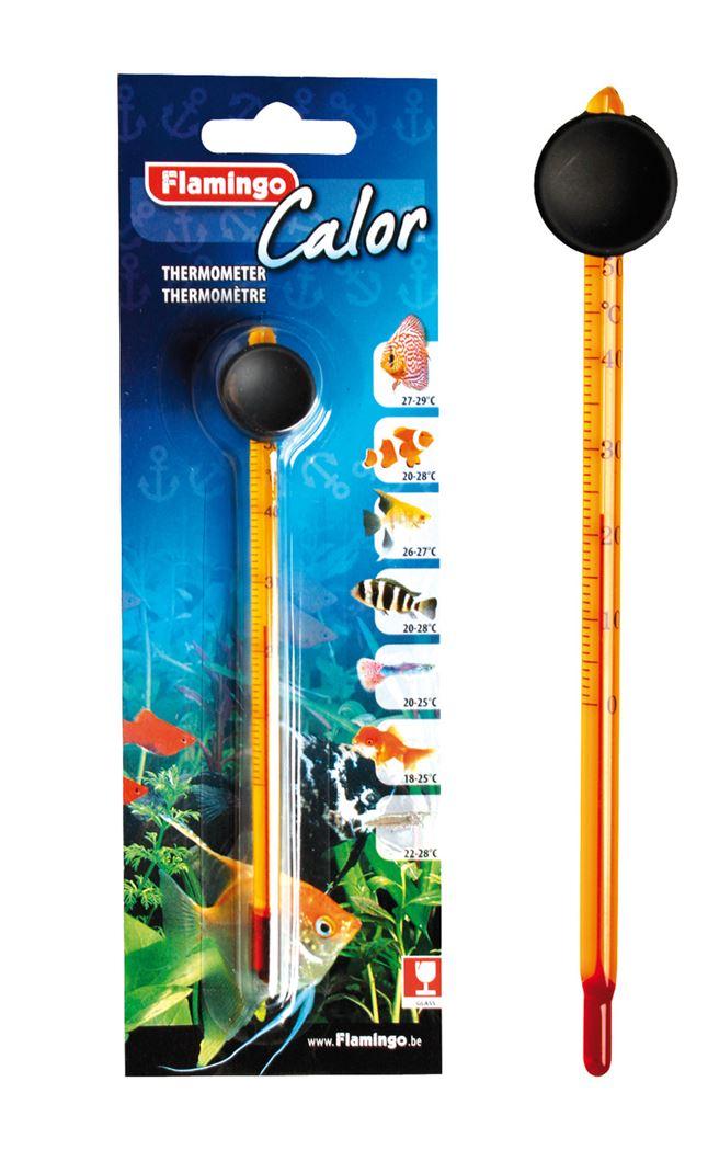 aquariumthermometer calor