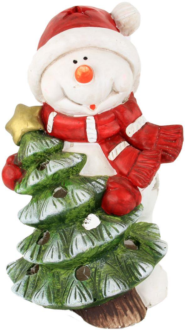 aw t-light snowman