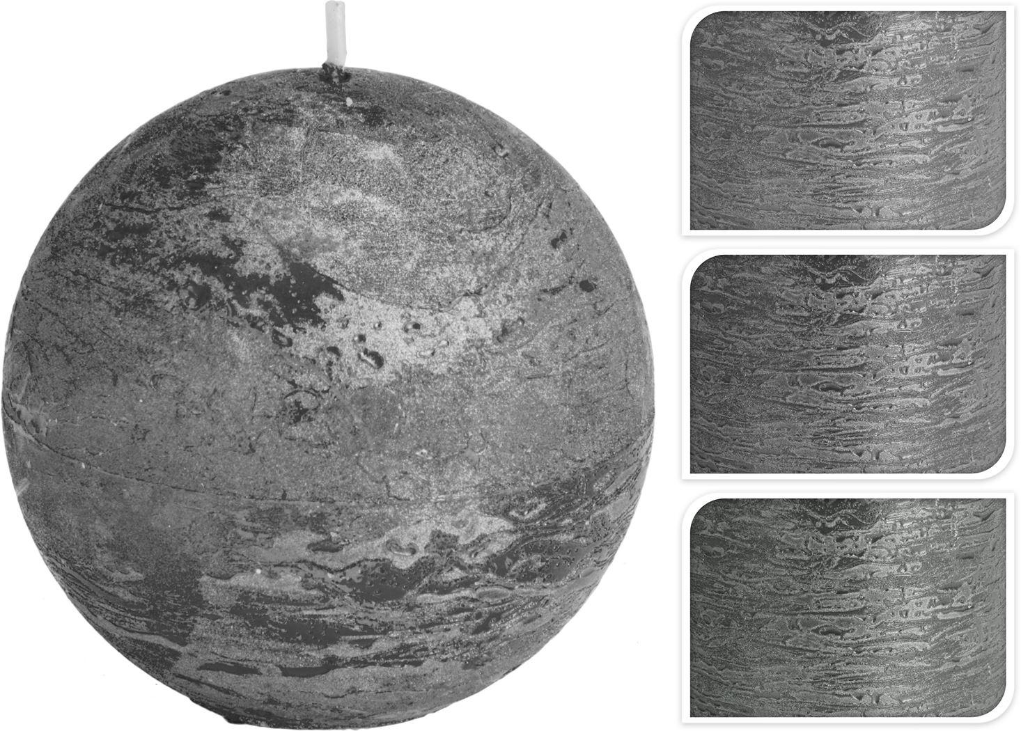 balkaars metalic zilver (3ass.)