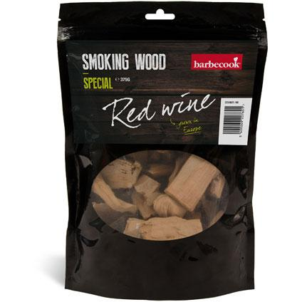 barbecook rookhout red wine