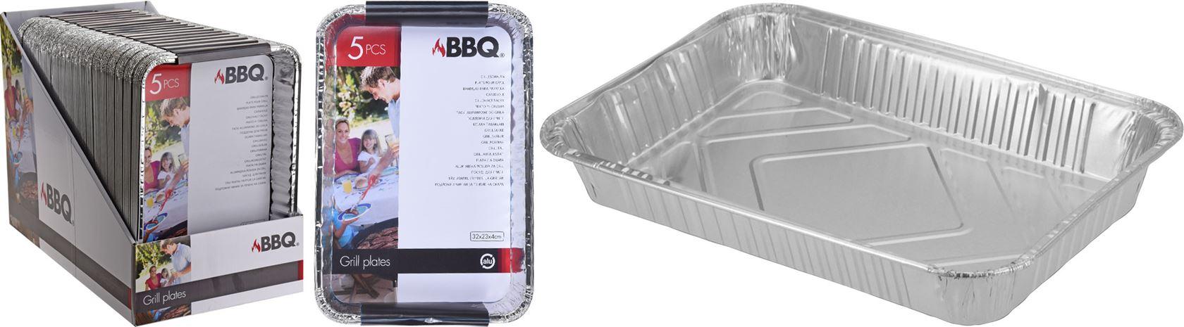 bbq schalenset (5sts)