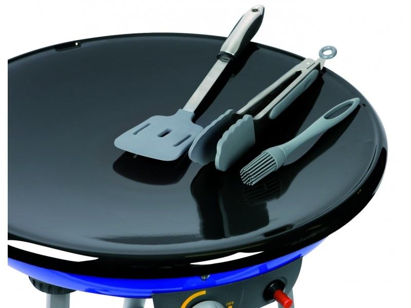 bc schotel barbecue set silic (3-delig)