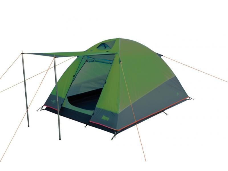 bc tent move groen/grijs