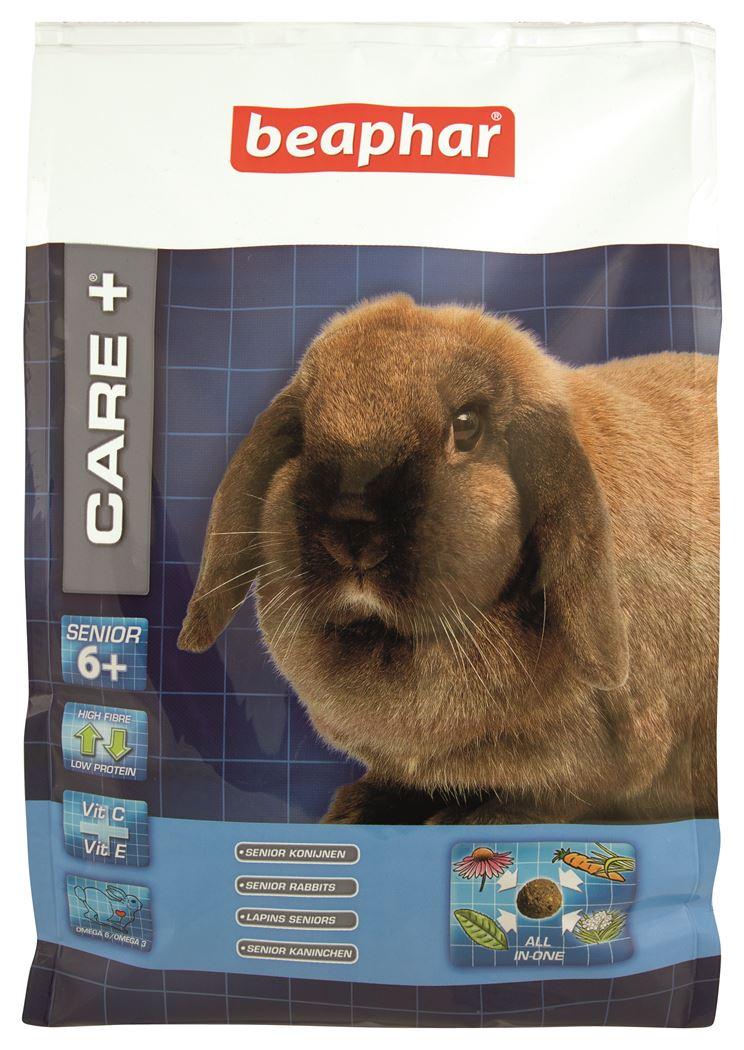 beaphar care+ konijn senior