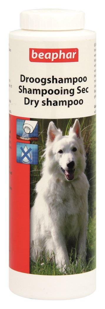 beaphar droogshampoo hond