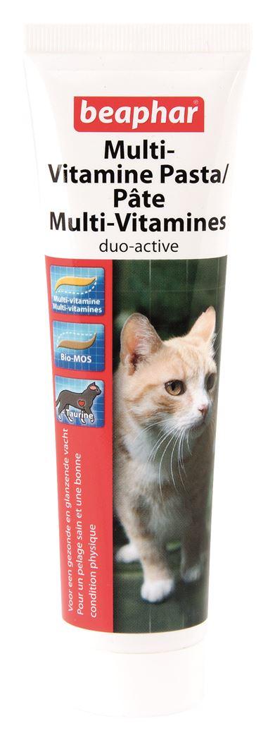 beaphar multi vitamin paste kat