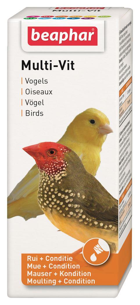 beaphar multi-vitamin vogels