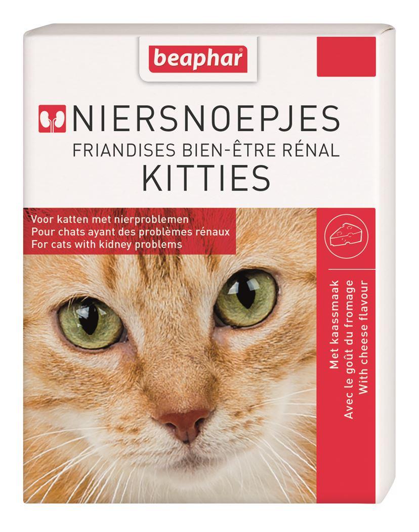 beaphar niersnoepjes kat (75sts)