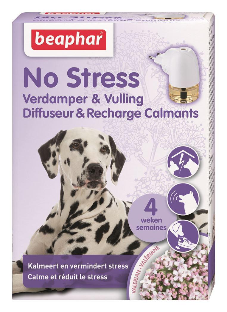 beaphar no stress verdamper + vulling hond