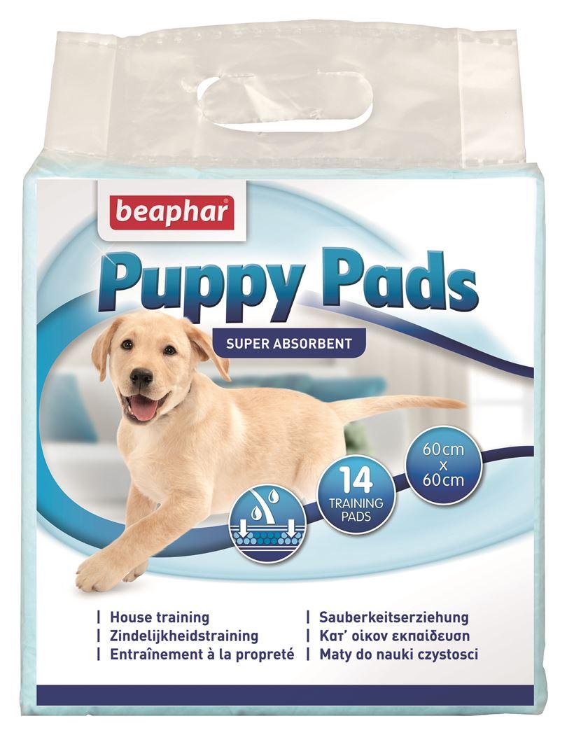 beaphar puppy pads trainingsmat (14sts)