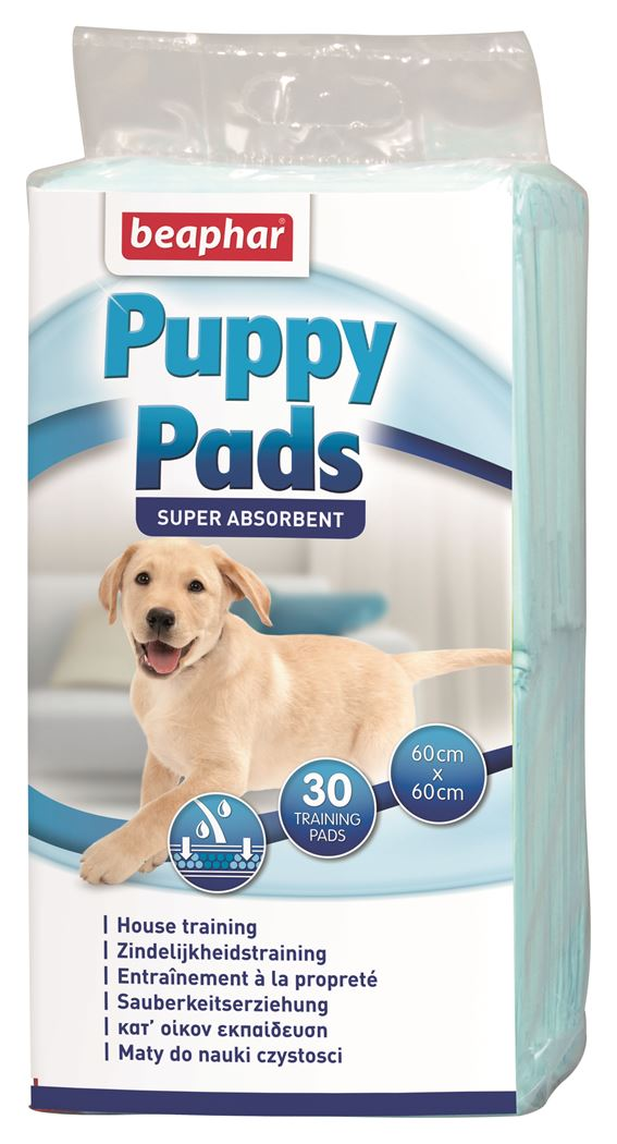 beaphar puppy pads trainingsmat (30sts)