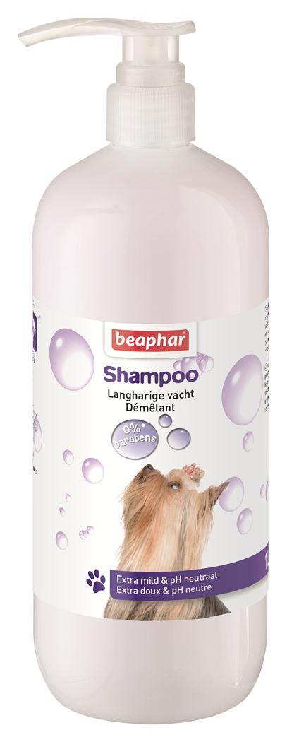 beaphar shampoo bubbels hond langharig