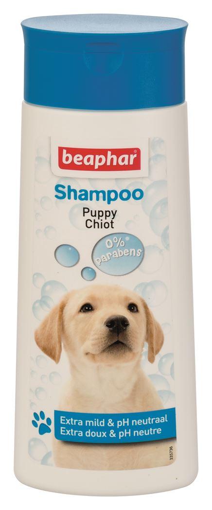 beaphar shampoo bubbels hond puppy
