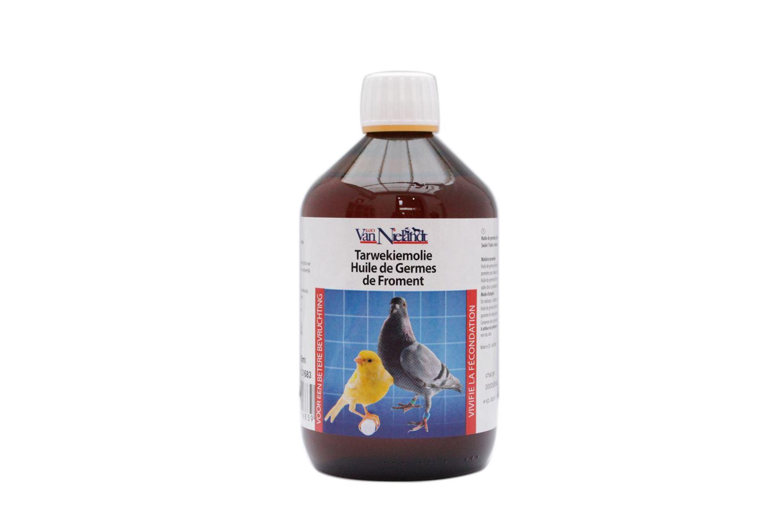 beaphar tarwekiemolie vogels en duif