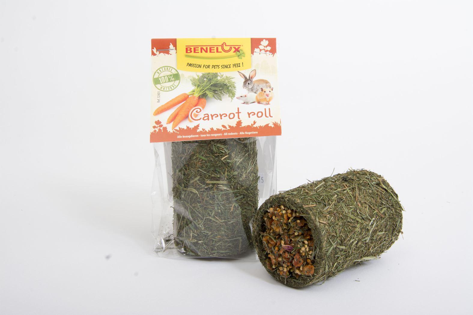 benelux carrot roll