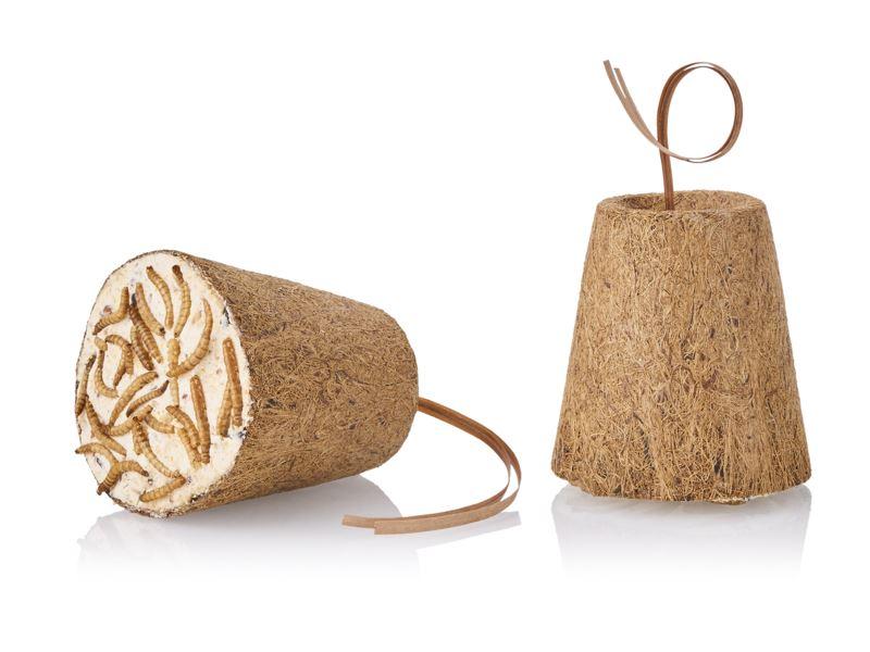 benelux cocos pot suet met meelwormen