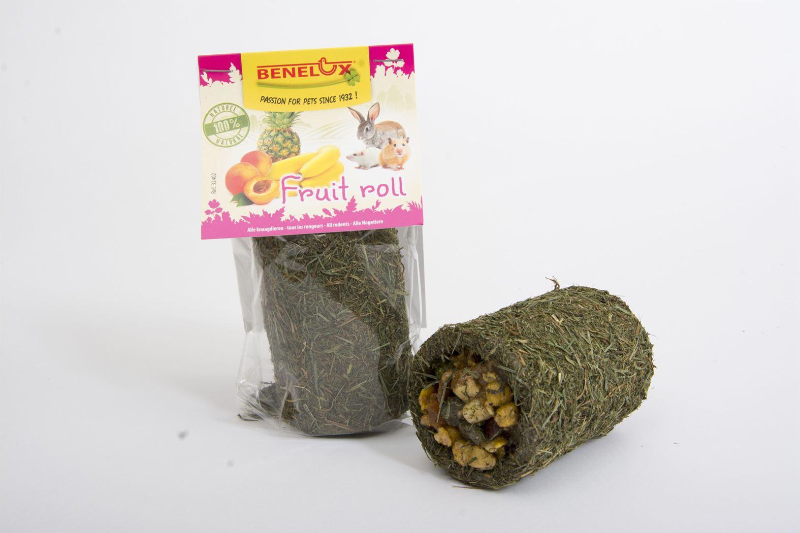 benelux fruit roll
