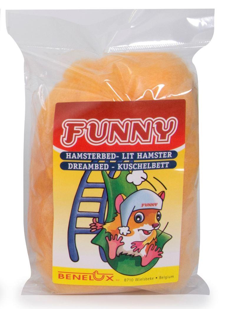benelux hamsterbed funny oranje
