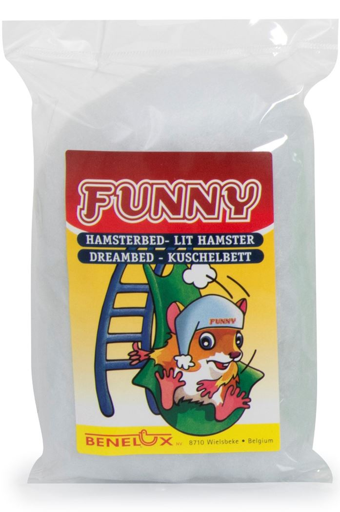 benelux hamsterbed funny wit