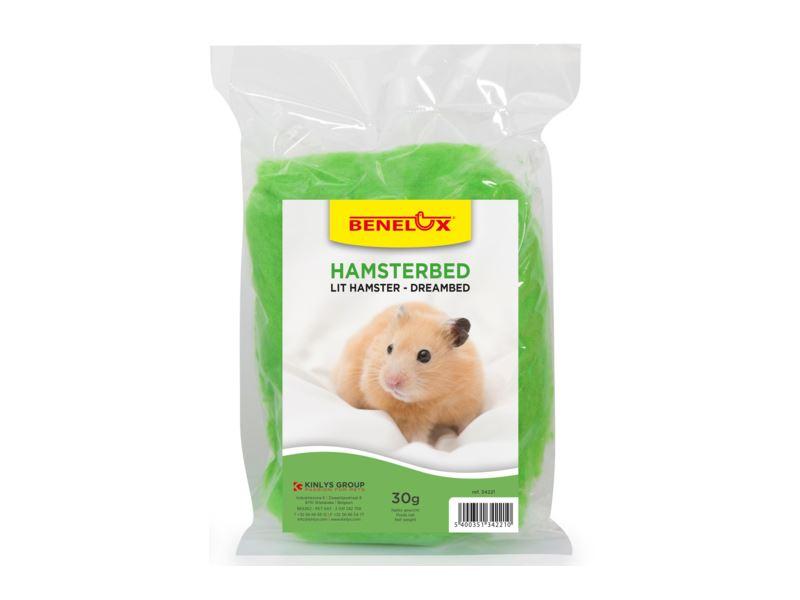 benelux funny hamsternest viscose groen
