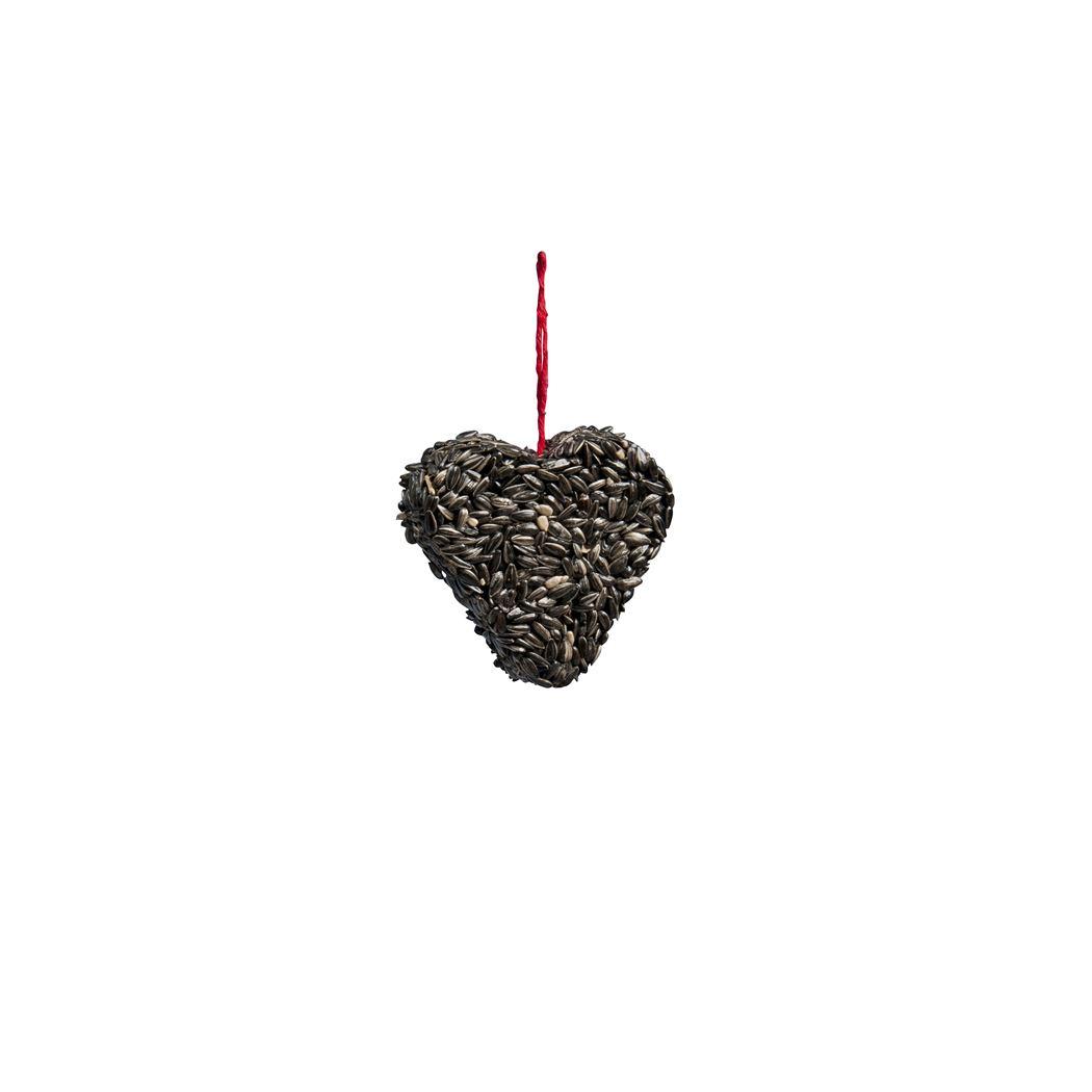 benelux hart large met zwarte zonnebloemzaden