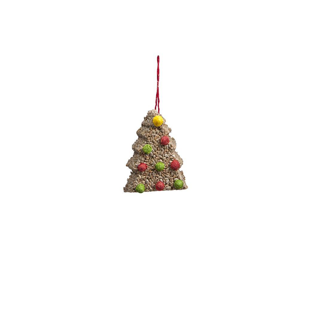 benelux kerstboom met zonnebloempiiten