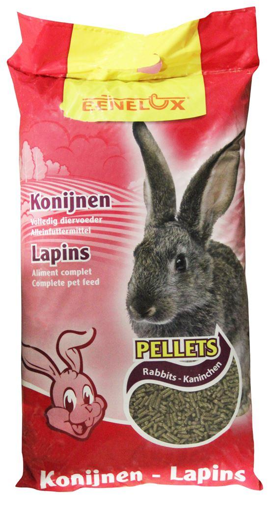 benelux konijnenkorrel