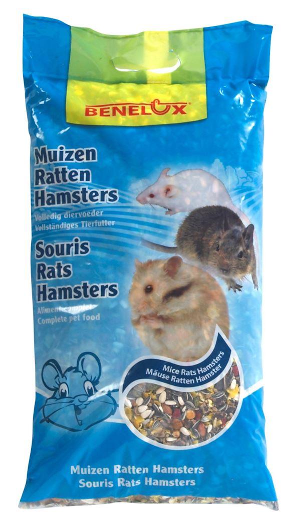 benelux muizenmengeling zonder korrel