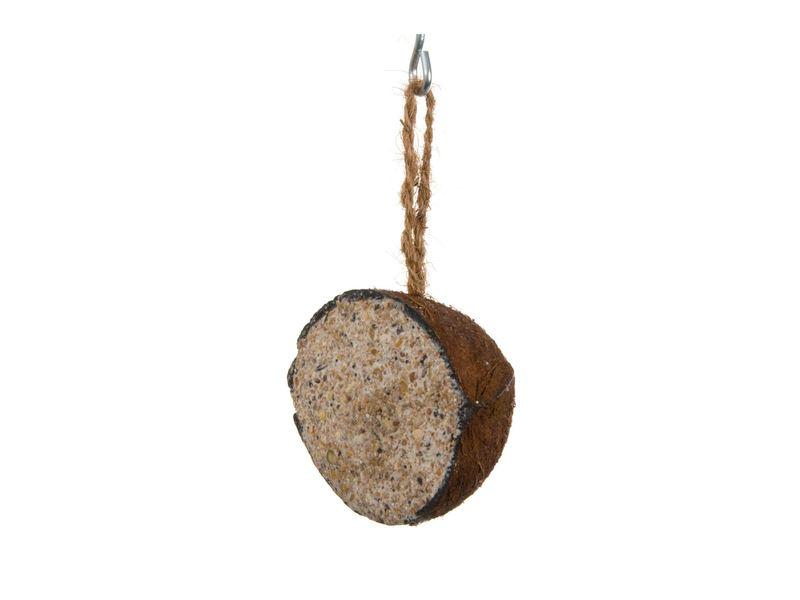 benelux opgevulde halve cocosnoot m/hanger
