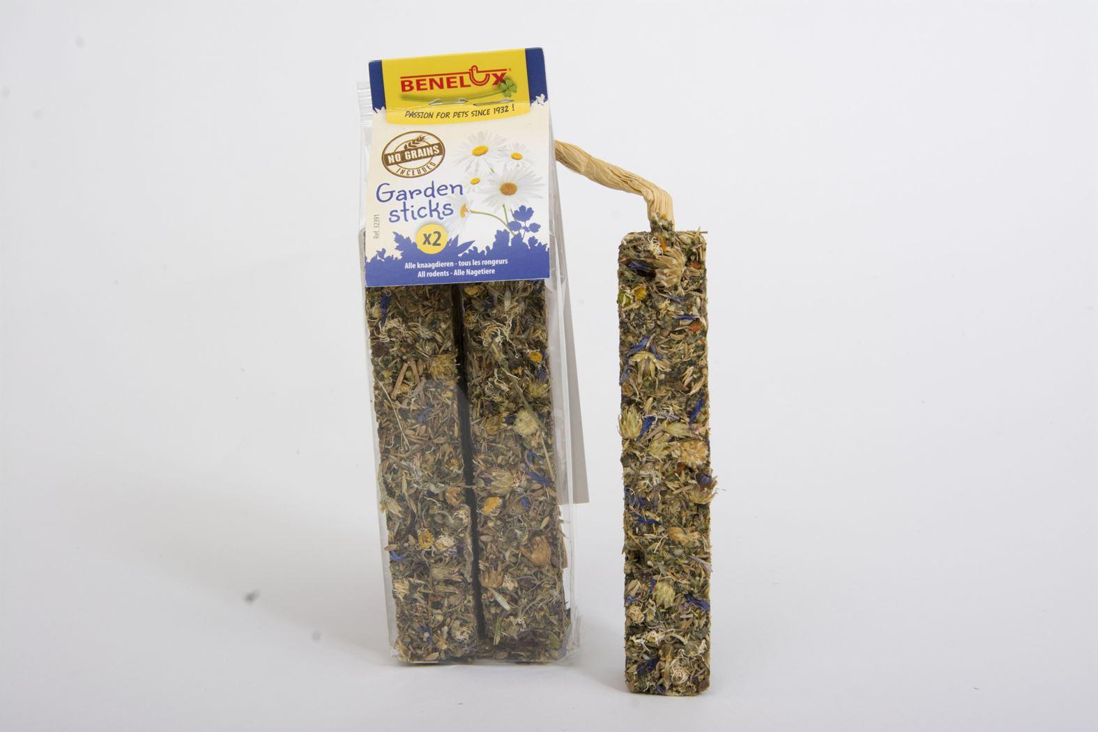 benelux sticks garden grain free (2sts)