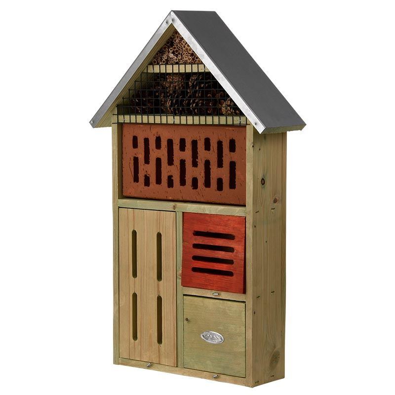 best for birds insectenhotel met steen xl