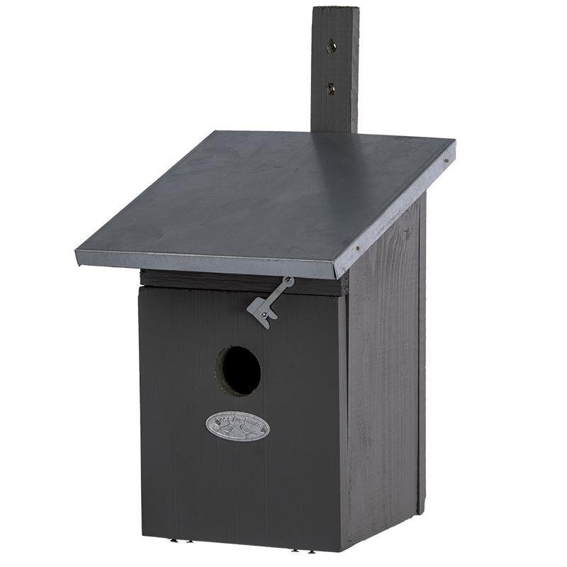 best for birds nestkast koolmees grijs
