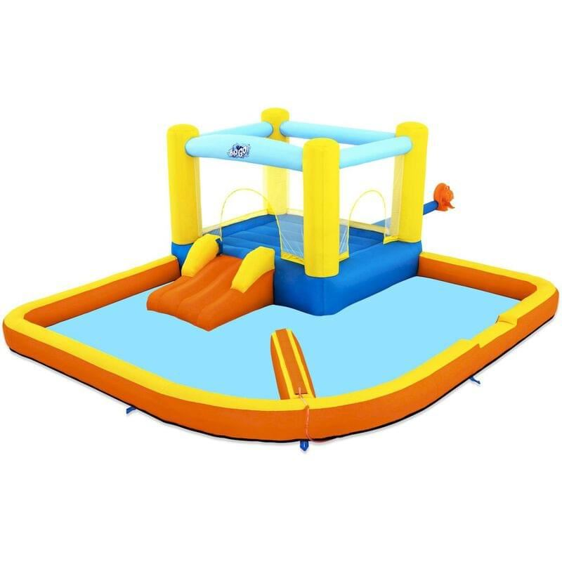 bestway h2ogo! beach bounce water park
