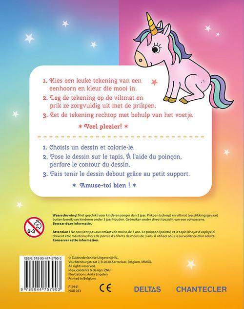 bloc à perforer unicorn