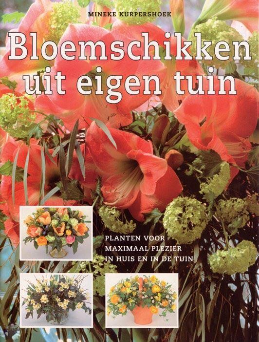 bloemschikken uit eigen tuin