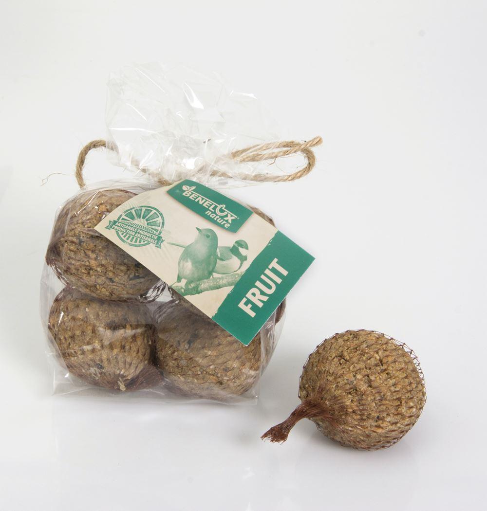 benelux artisanale mezenbollen fruit (4sts)