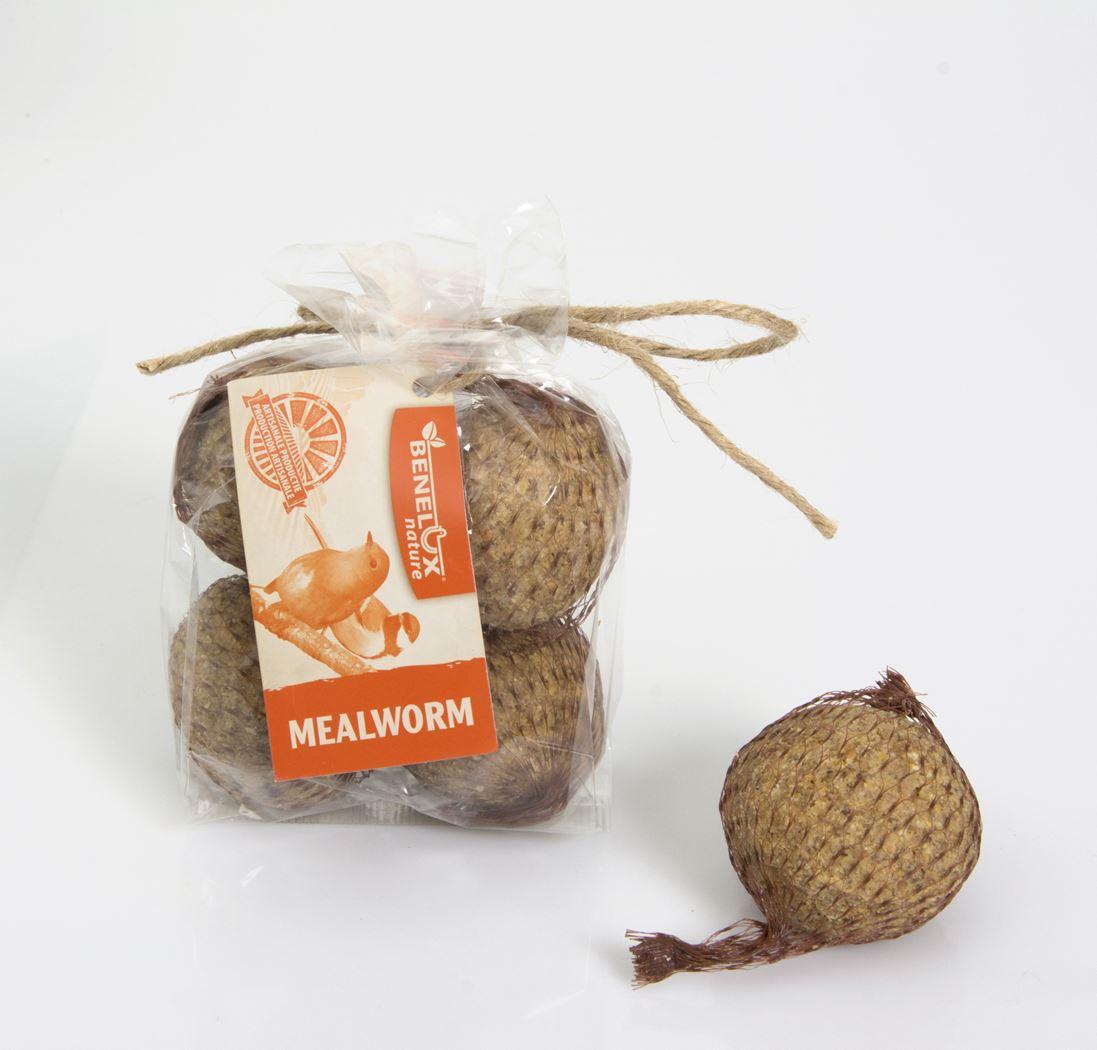 benelux artisanale mezenbollen meelworm (4sts)