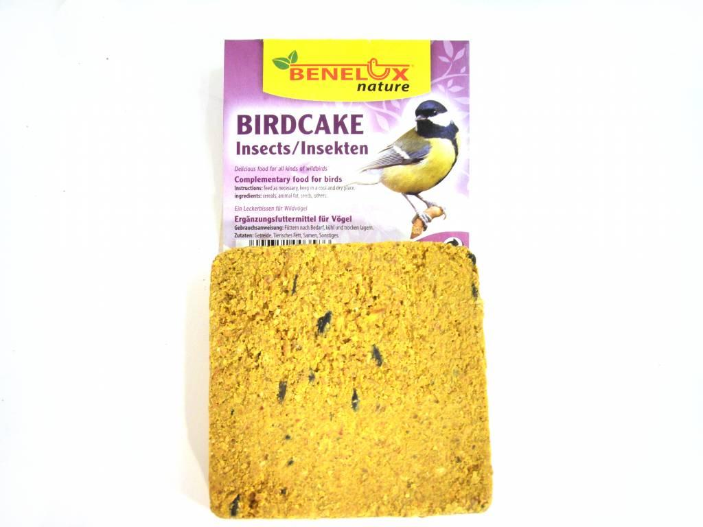 benelux birdcake insecten voor buitenvogels