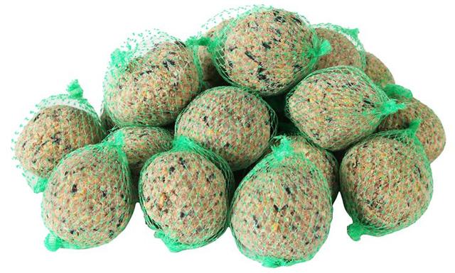 benelux mezenbollen voor vrije natuurvogels (50sts)