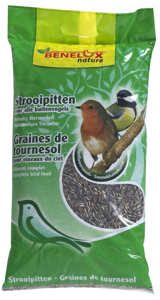 benelux strooipitten voor vrije natuurvogels