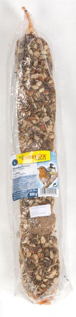 benelux winterkrans mix large + 3 bollen vrije natuurvogel