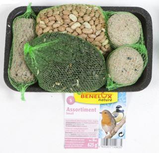 benelux wintervoer mix pakket (5-delig)