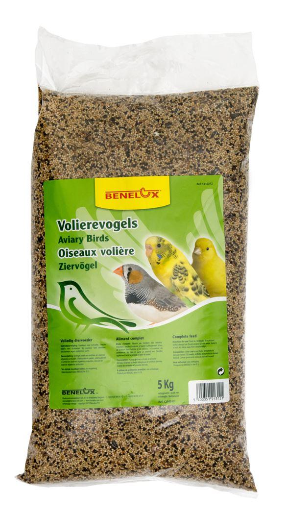 benelux zaadmengsel voor volierevogels