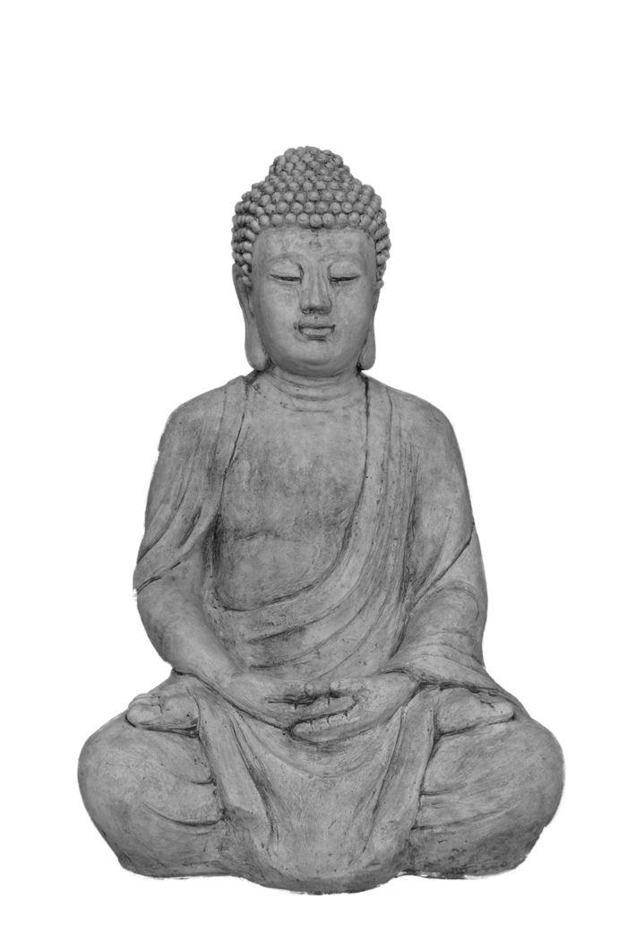 dbg boeddha lotus groot