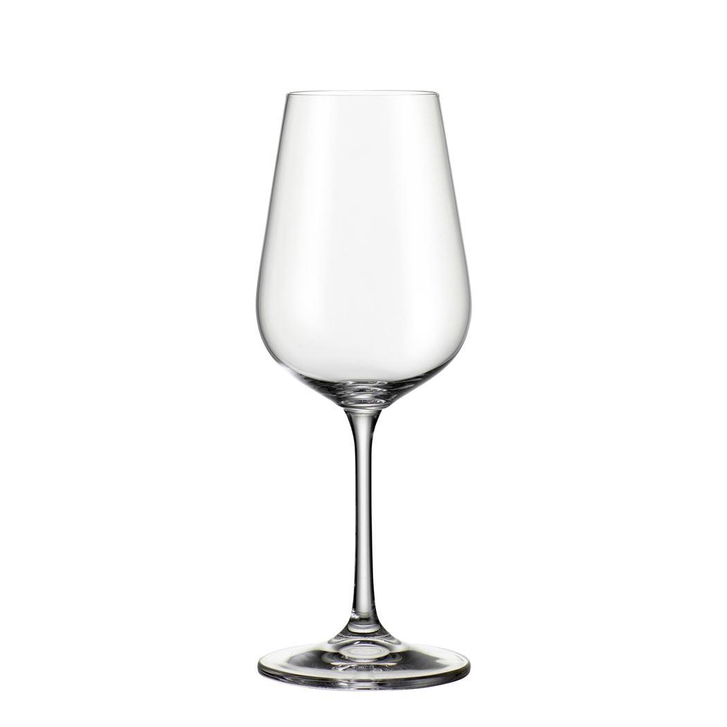 bohemia selection witte wijnglazen no.1 (6sts)