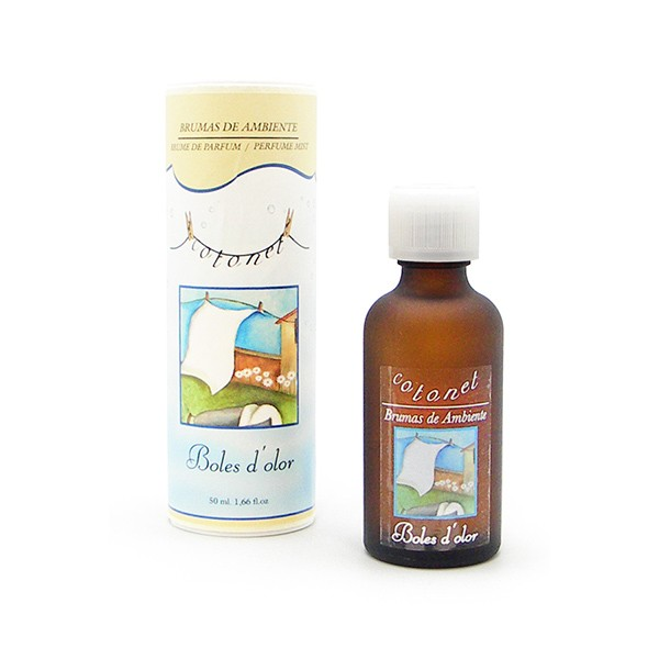 boles d'olor geurolie cotonet - katoen