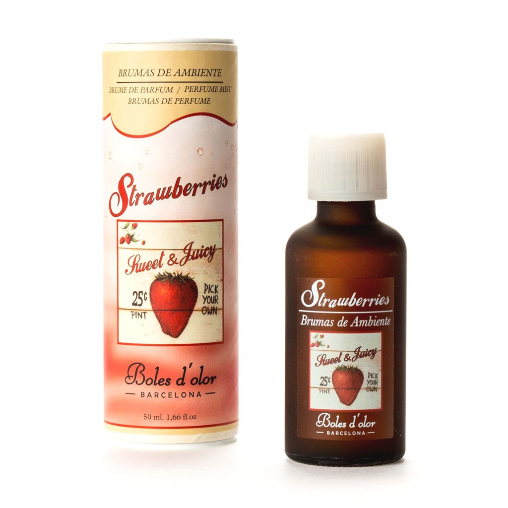 boles d'olor geurolie strawberry - aardbei