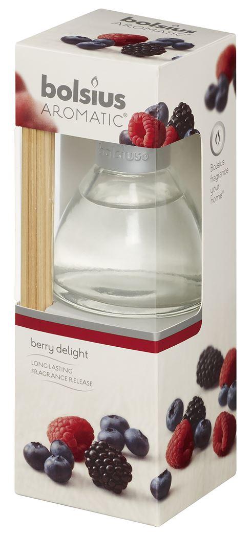 bolsius geurdiffuser berry delight