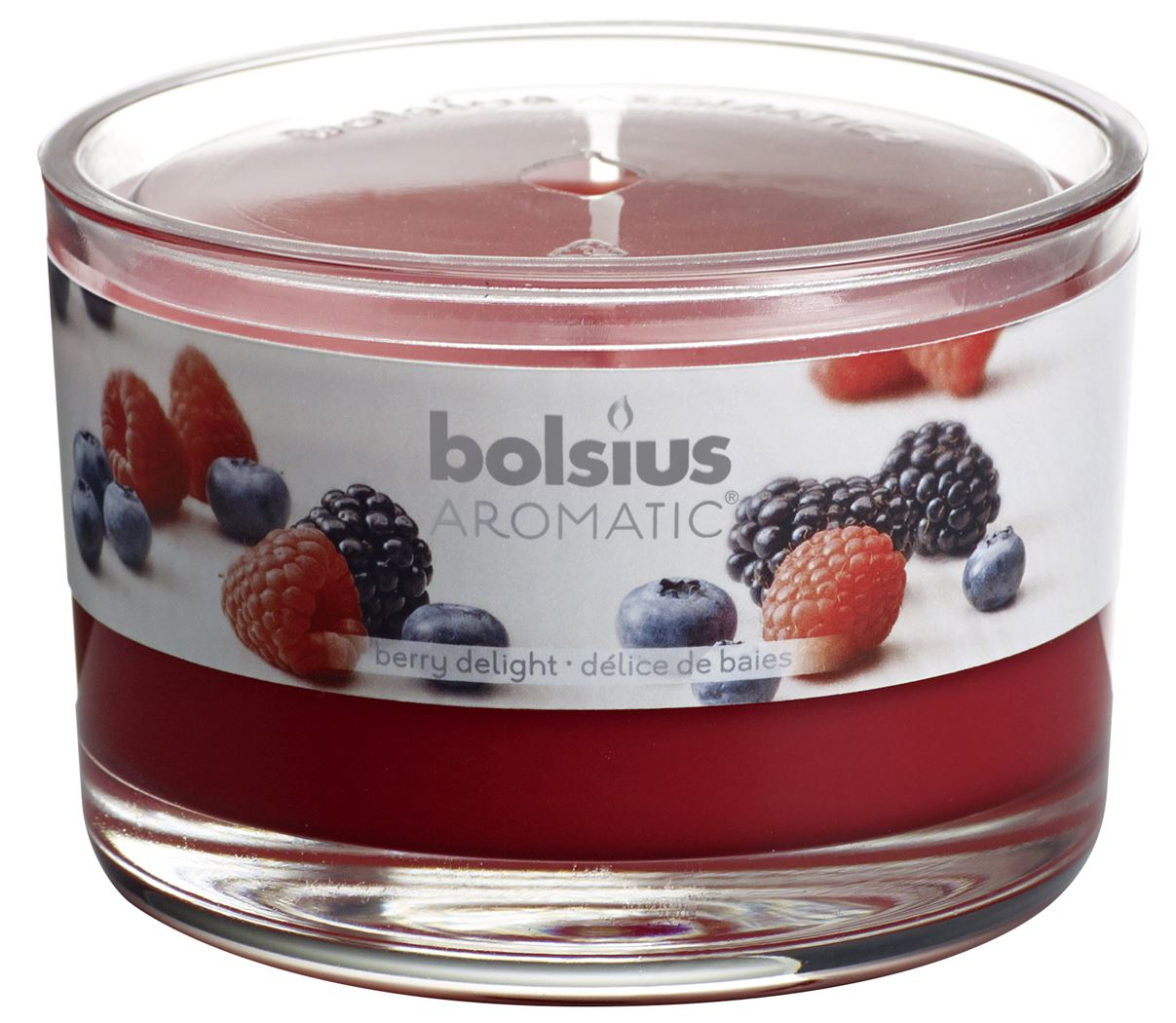 bolsius geurglas berry delight